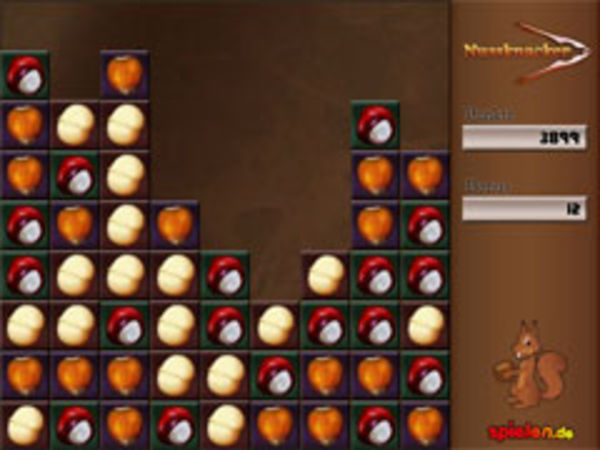 Bild zu Highscore-Spiel Nussknacker
