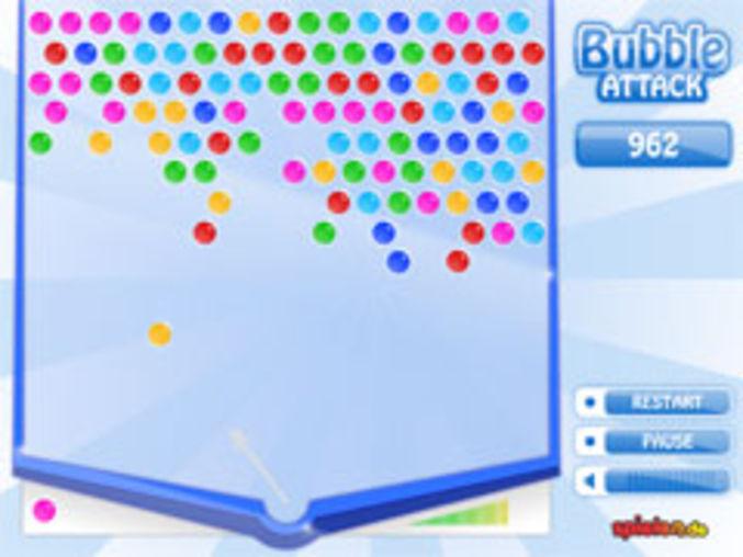 Bubble Attack Highscore