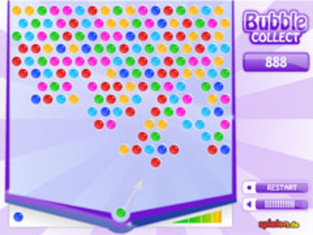 Bubble Collect Highscore