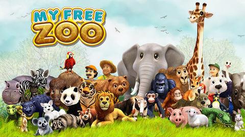 Spiele jetzt kostenlos das Simulation-Spiel My Free Zoo