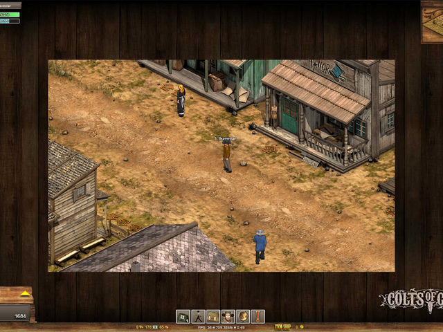 Colts of Glory Screenshot 1