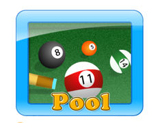 Pool spielen