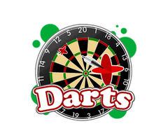 Darts spielen