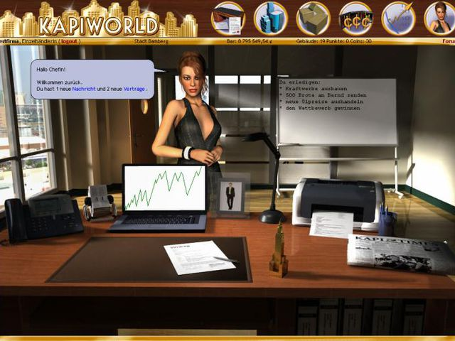 Kapi World Screenshot 1
