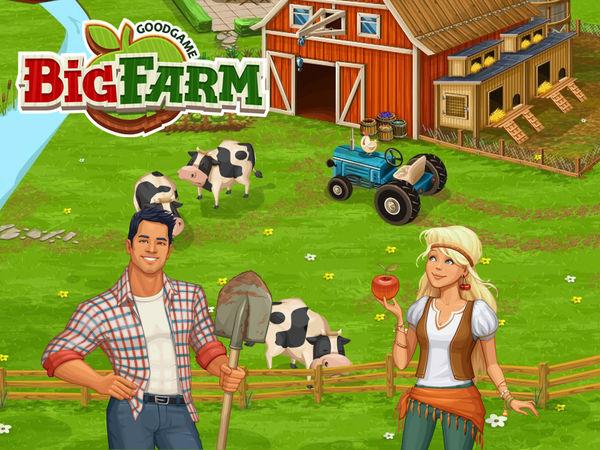 Bild zu Top-Spiel Goodgame Farmer