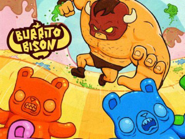 Bild zu Geschick-Spiel Burrito Bison