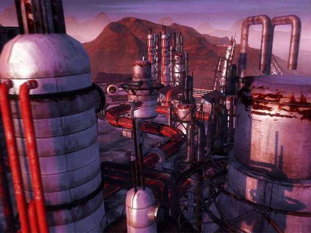 Grimlands Screenshot 1