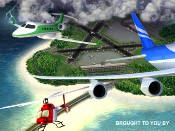 Bild zu Simulation-Spiel Airport Madness 4