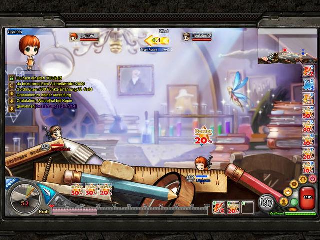 DDTank Screenshot 1