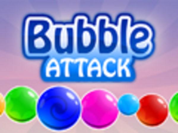Bild zu Simulation-Spiel Bubble Attack