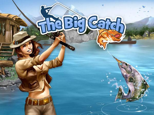 Bild zu Sport-Spiel The Big Catch