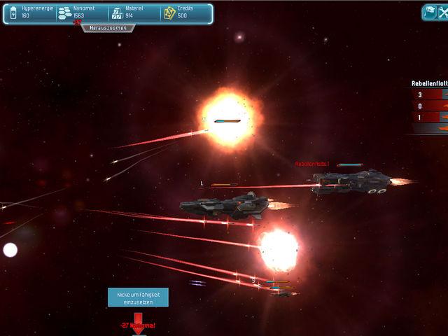 Mission Genesis Screenshot 1