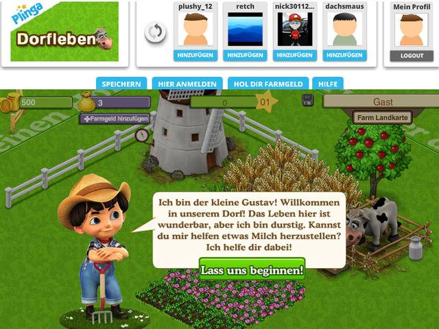 Dorfleben Screenshot 1