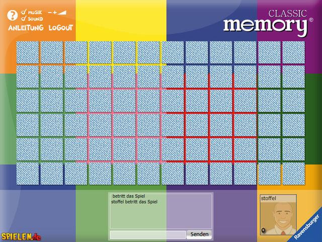 Kostenlose Spiele Memory