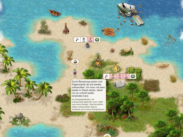Lagoonia Screenshot 1