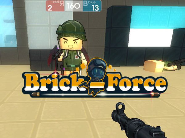 Bild zu Rollenspiele-Spiel Brick Force