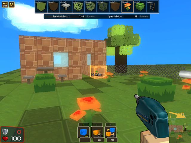 Brick Force Screenshot 1