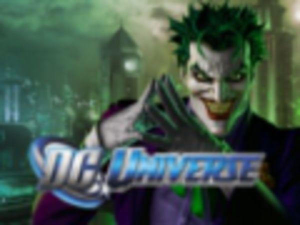 Bild zu Alle-Spiel DC Universe