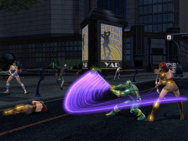 DC Universe Screenshot 1