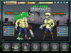 My Free Zombie spielen