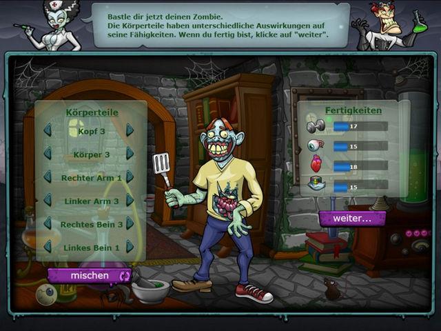 My Free Zombie Screenshot 1