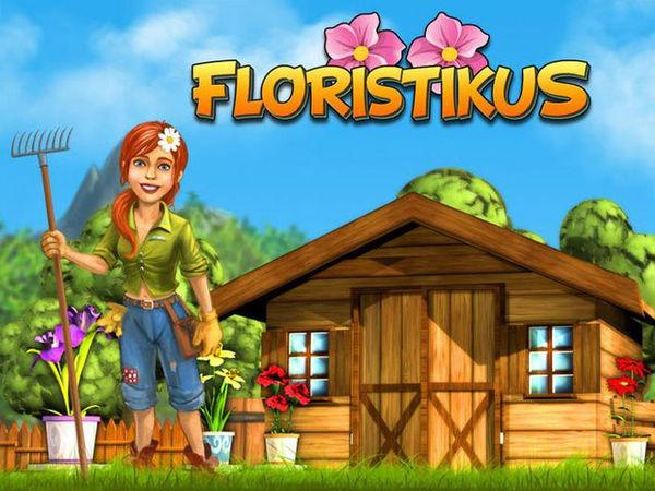 Bild zu Simulation-Spiel Floristikus
