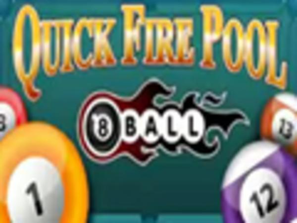 Bild zu Geschick-Spiel 8 Ball Quick Fire Pool