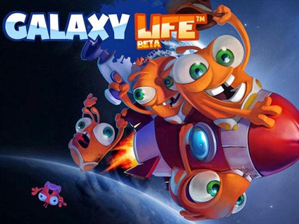 Bild zu Strategie-Spiel Galaxy Life