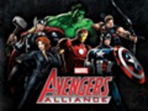 Bild zu Rollenspiele-Spiel Marvel Avengers Alliance