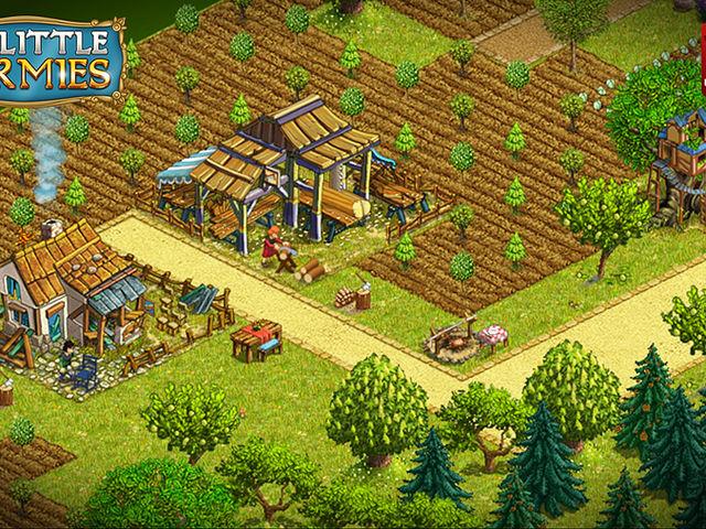 My Little Farmies Screenshot 1