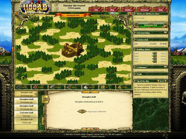 1100 AD Screenshot 1