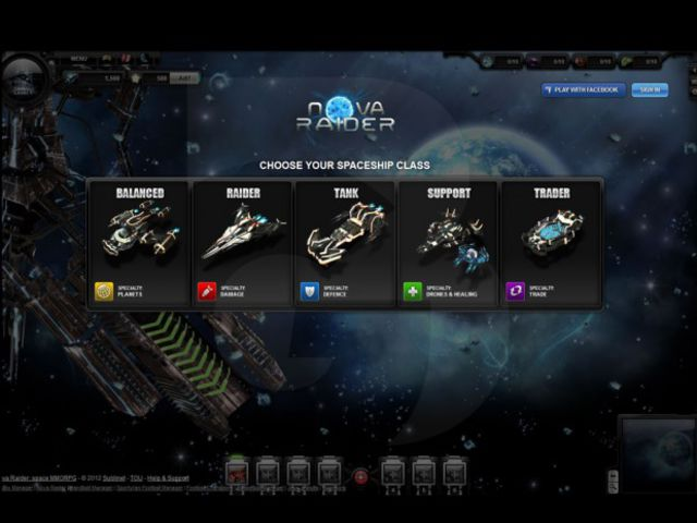 Nova Raider Screenshot 1