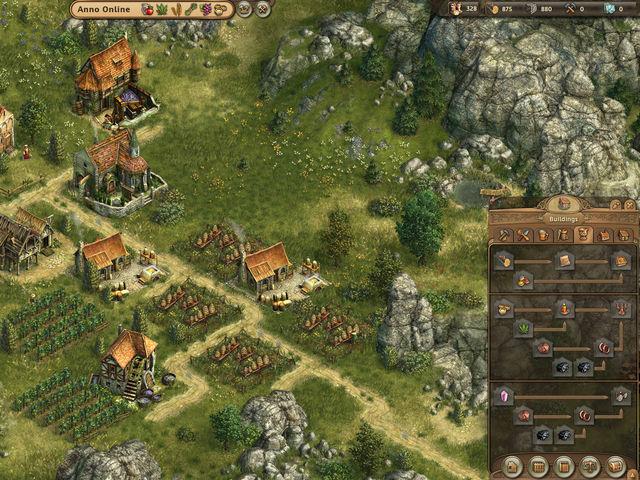 Anno Online Screenshot 1