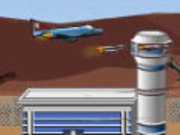 Bild zu Geschick-Spiel Skyfighters