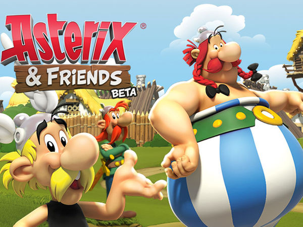 Bild zu Strategie-Spiel Asterix & Friends