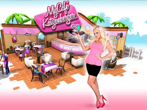 Bild zu Simulation-Spiel My Café Katzenberger