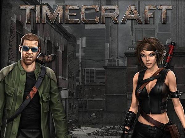 Bild zu Action-Spiel Timecraft