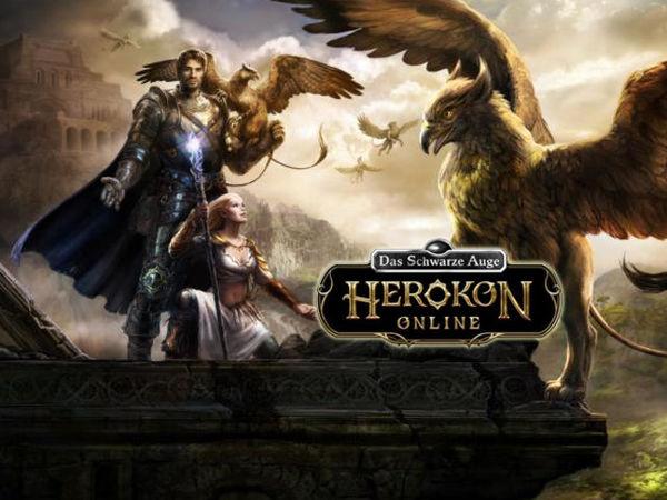 Bild zu Rollenspiele-Spiel Herokon Online