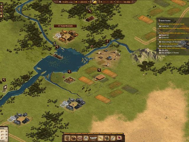 The West Screenshot 1