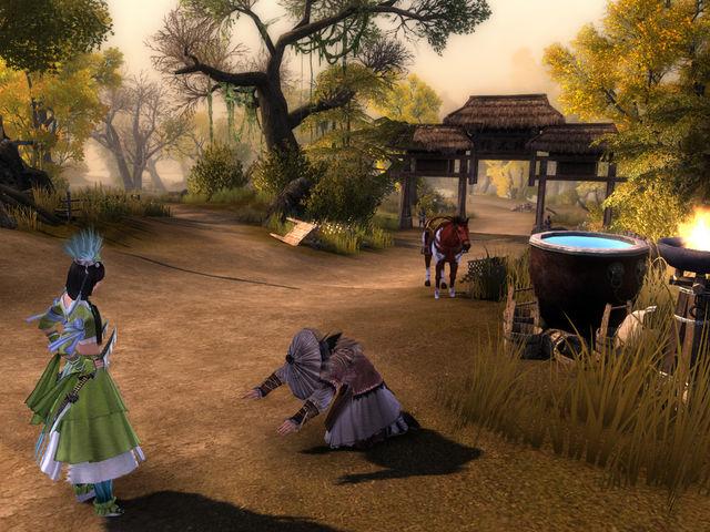 Age of Wulin Screenshot 1