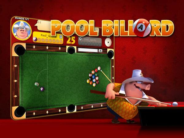 Bild zu Jackpot-Spiel Pool Billard