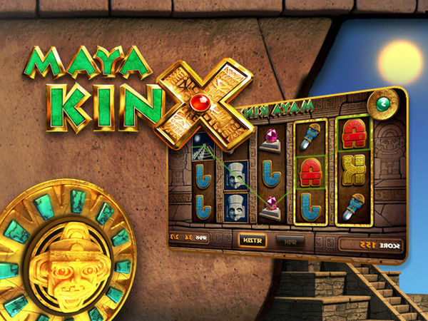 Bild zu Jackpot-Spiel Maya Kinx