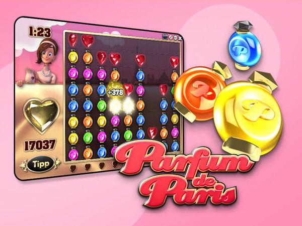 Bild zu Jackpot-Spiel Parfum de Paris