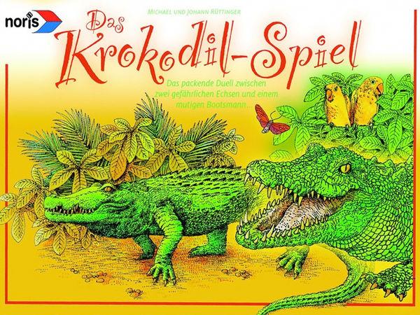 Bild zu Frühjahrs-Neuheiten-Spiel Das Krokodil-Spiel