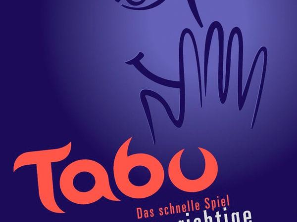 Bild zu Frühjahrs-Neuheiten-Spiel Tabu