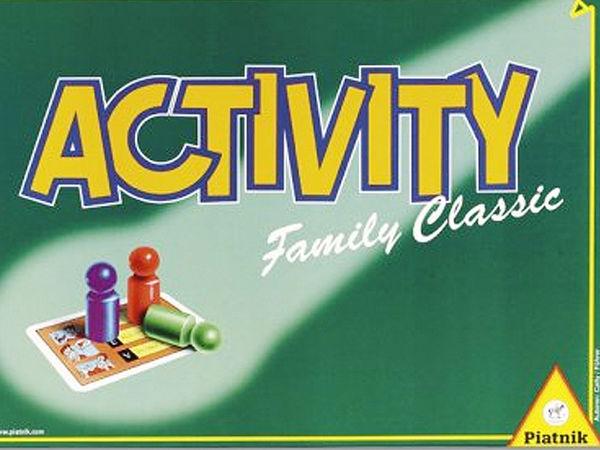 Bild zu Alle Brettspiele-Spiel Activity Family Classic