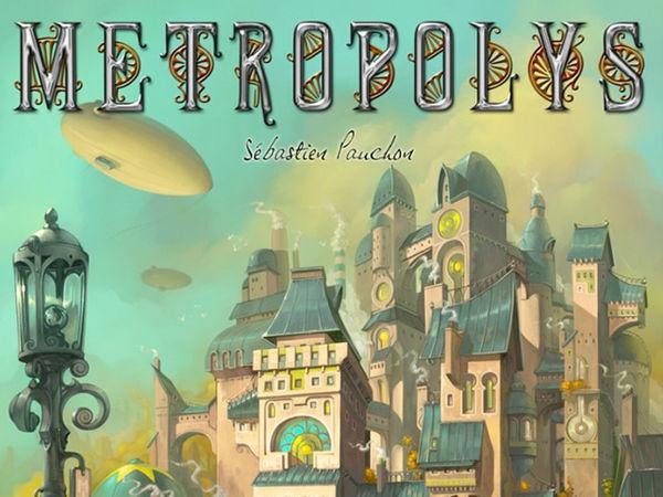 Bild zu Frühjahrs-Neuheiten-Spiel Metropolys