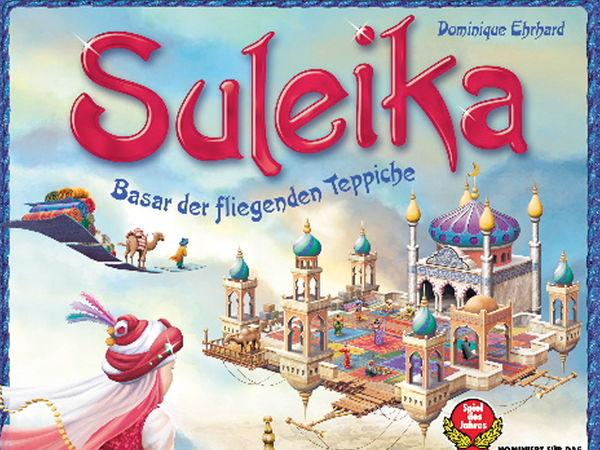 Bild zu Alle Brettspiele-Spiel Suleika