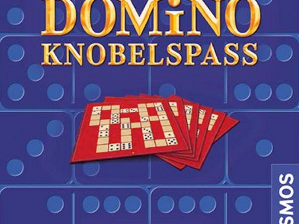 Bild zu Alle Brettspiele-Spiel Domino Knobelspaß
