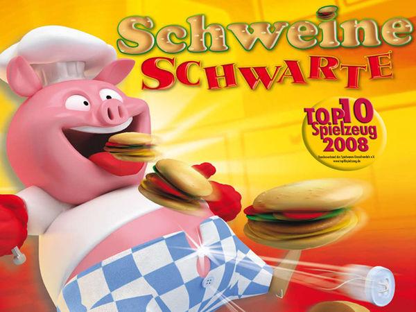 Bild zu Frühjahrs-Neuheiten-Spiel Schweine-Schwarte